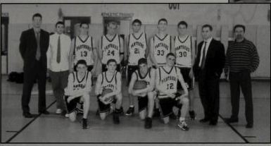 old bball team.