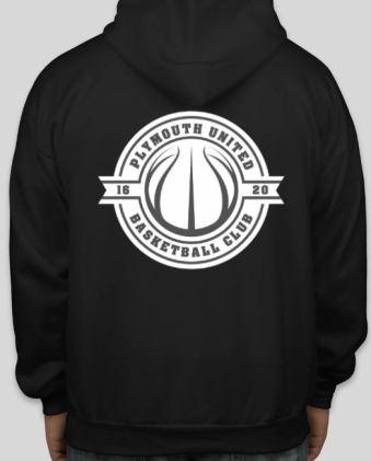 Back Black Sweatshirt 18