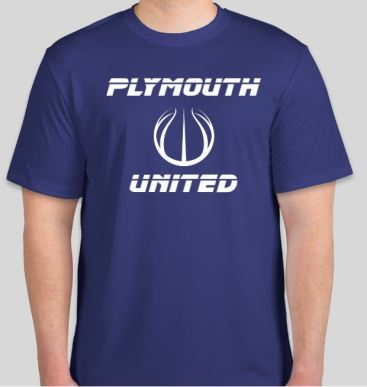 Blue Tshirt 18 front