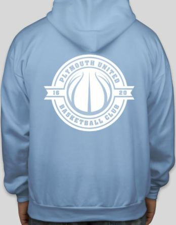 Light Blue Back Sweatshirt 18