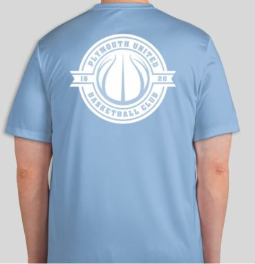 Light Blue Back Tshirt 18