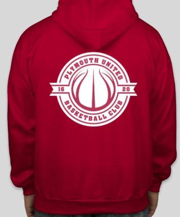 Red Sweatshirt Back 18