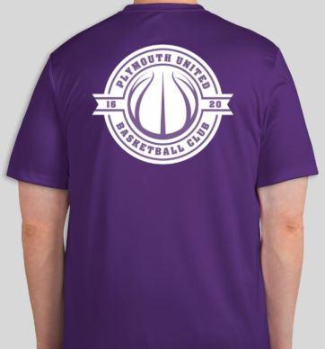 United Purple Tshirt Back 18