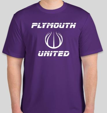 United Purple Tshirt Front 18